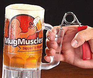 Forearm Workout Mug