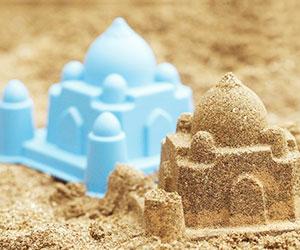 World Landmark Sand Molds - coolthings.us