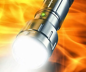World S Brightest Flashlight