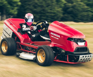 The World's Fastest Go-Kart