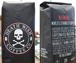 World s Strongest Coffee