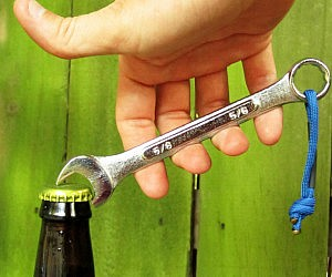 Beer Bottle Opening Wrench
