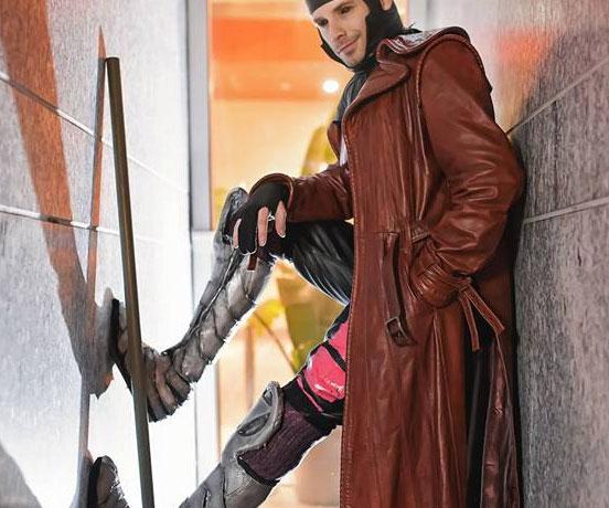 sc 1 st  ThisIsWhyImBroke & X-Men Gambit Costume