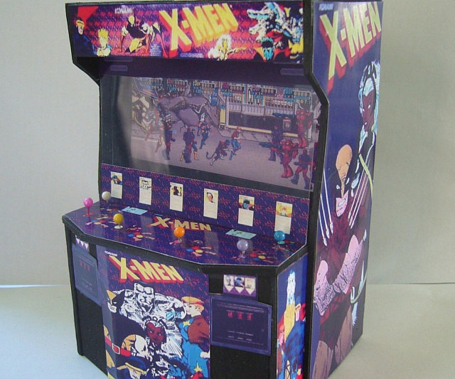 Replica Mini Arcade Machines