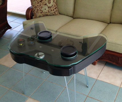 Lovely XBox Controller Coffee Table