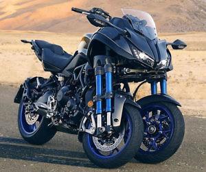 Yamaha Niken 3 Wheel Motorcycle