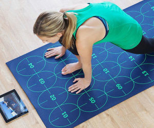 Yoga Learning Mat