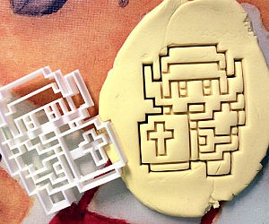 8-Bit Zelda Cookie Cutter
