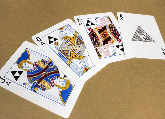 zelda card game