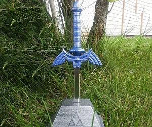 Zelda Master Sword Letter Opener
