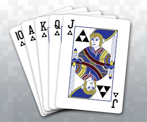 Themed poker cards ruby red slots casino
