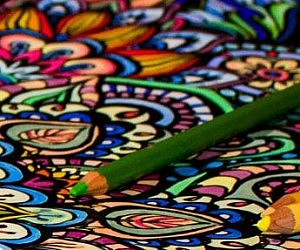 Zen Coloring Book