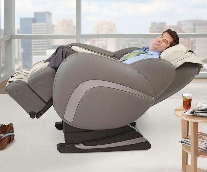 Zero Gravity Massage Chair - coolthings.us