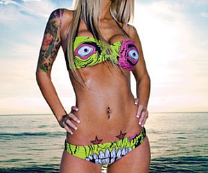 Zombie Chomper Bikini