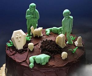 Zombie Chocolate Mold