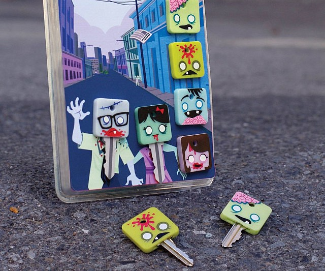Zombie Key Covers